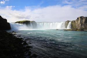 godafoss falls foto