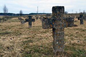 cemitério militar foto