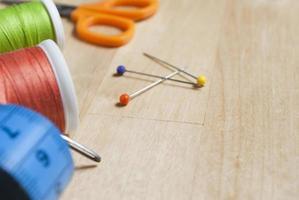 kit de costura - moldura esquerda foto