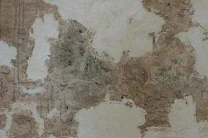 parede de cimento, fundo vintage foto