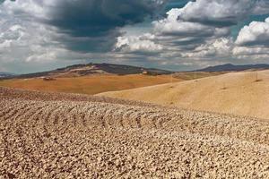 Toscana no outono foto
