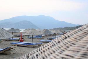 sol, mar e praia foto