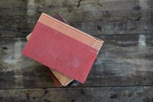 livros velhos foto