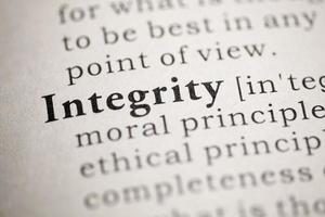 integridade foto