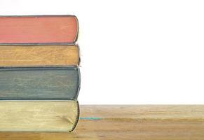 pilha de livros, foto