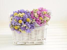 flores secas fofas foto