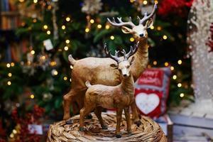 decorações de Natal foto