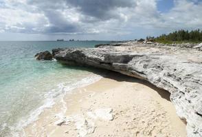 litoral da grande bahama