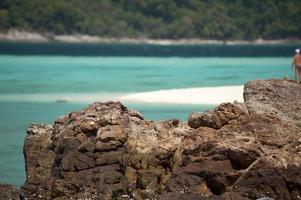 ilha koh lipe, tailândia foto