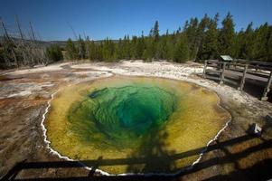 parque nacional de yellowstone, utah, eua