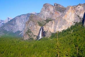 Yosemite el Capitan e Half Dome na Califórnia