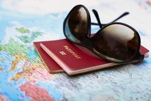conceito de viagens foto
