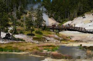 Parque nacional Yellowstone