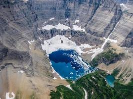 parque nacional glaciar