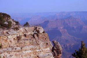 Perspectiva do Grand Canyon