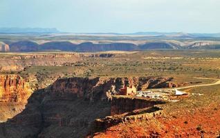 deck skywalk - grand canyon - parque nacional