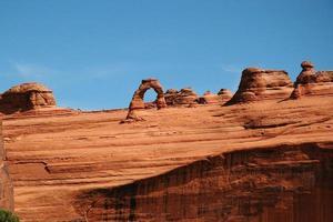 arco delicado, parque nacional de arcos, utá