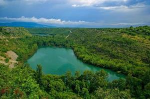 Cachoeira Krka Brljan