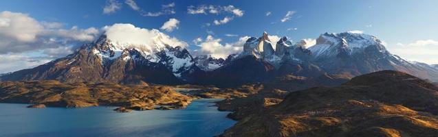 parque nacional torres del paine, patagônia, chile