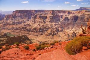 vista do grand canyon, eua