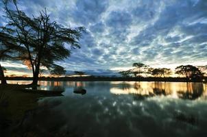 paisagens aquáticas africanas