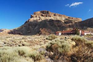parque nacional pico de teide, tenerife