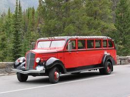 ônibus de turismo foto