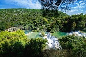 Cachoeiras Krka