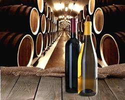 vinho, barril, uísque