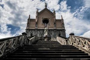 gaeta, escada itália foto