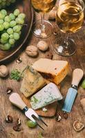 queijo azul dinamarquês