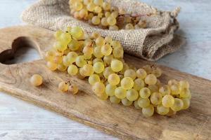 uva para vinho branco
