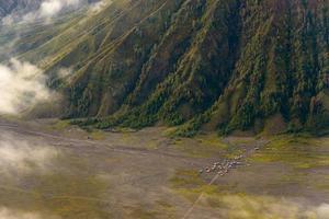 Vulcão Monte Bromo, Indonésia, Java
