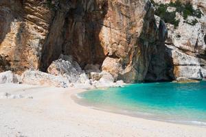 praia de cala mariolu