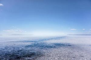 infinito no lago salgado foto