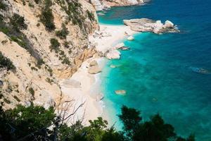 praia de cala mariolu foto