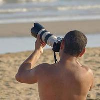 paparazzi de praia