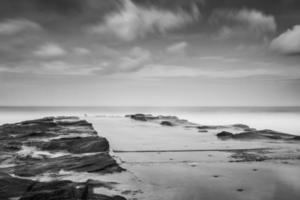 praia de belmar foto