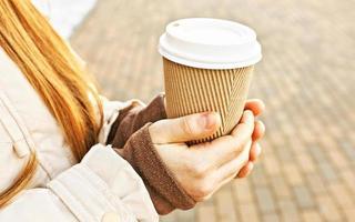 xícara de café foto