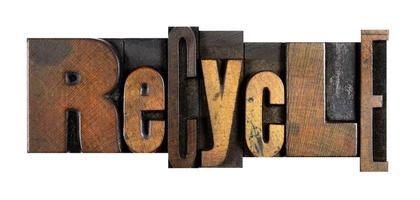 reciclar foto