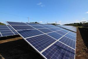 painel de célula solar