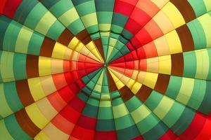 balão de ar quente foto