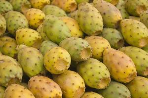 fruta pera espinhosa foto