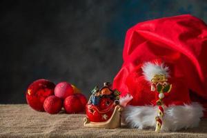 brinquedo de natal foto