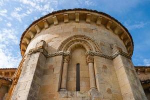 igreja santa eufemia de cozuelos abse