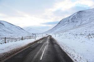 Terras Altas da Escócia foto