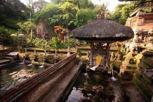 ásia bali ubud goa templo gajah