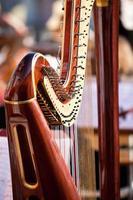 fragmento de harpa