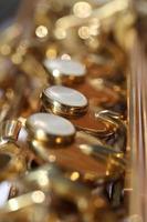 válvulas de saxofone