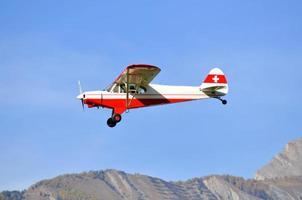 aeronave leve foto